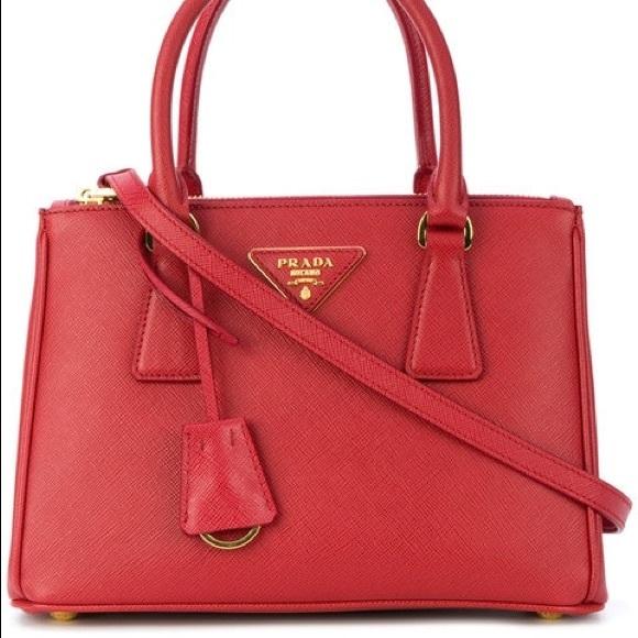 592138ee7a39 Prada Bags | 880 Mini Saffiano Leather Crossbody Bag | Poshmark